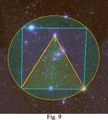 Universology il gran disegno geometrico di orione for Disegno una finestra tra le stelle karaoke